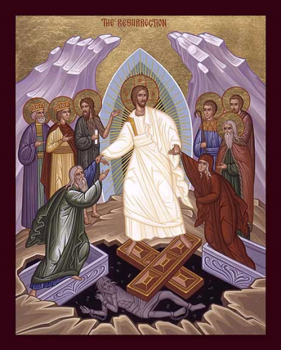 The Resurrection of our Lord Jesus Christ
