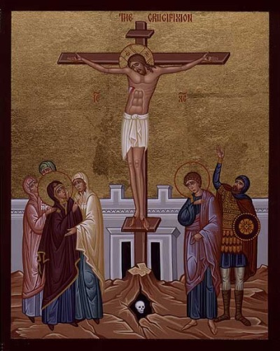 The Crucifixion of our Lord, Jesus Christ