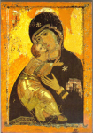 Jesus Christ and Theotokos