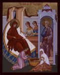The Birth of Theotokos