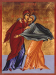 The Lady Theotokos and Saint Elizabeth, Her Cousin