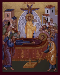 The Dormition of the Most Glorious Lady Theotokos
