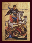 Saint George,