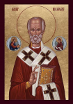 Saint Nicholas and the Wonderworker