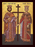Saints Constantine and Helen